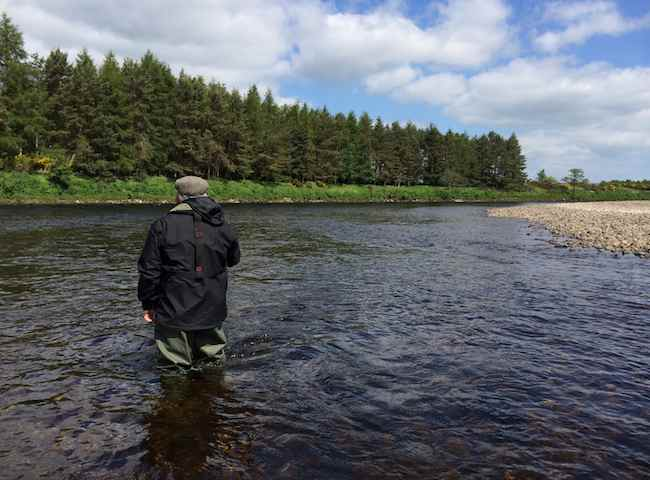 Treat Yourself To A Relaxing Salmon Fishing Trip In Scotland